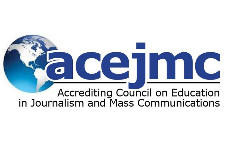 ACEJMC Logo-Accrediting Council on Education in Journalism & Mass Communication