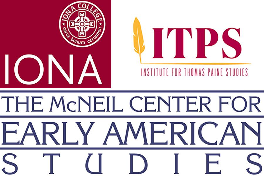 The McNeil Center for Early American Studies and ITPS logo.