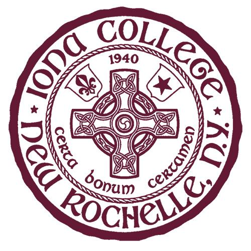 Iona College Presidential Seal