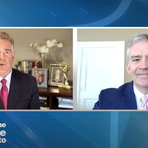 Seamus Carey on One on One with Steve Adubato