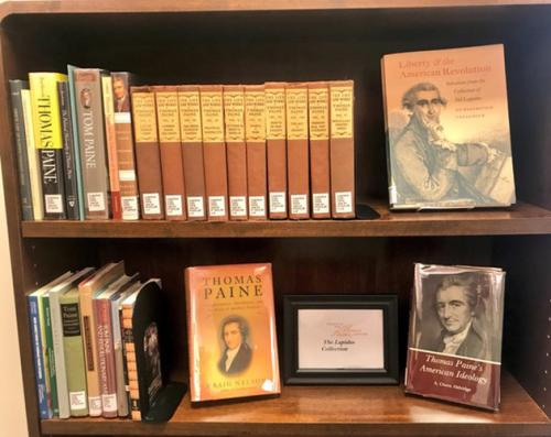 The Lapidus Collection at Iona College.