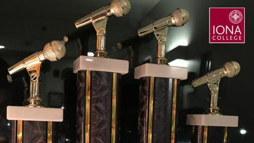 The 2019 WICR awards.
