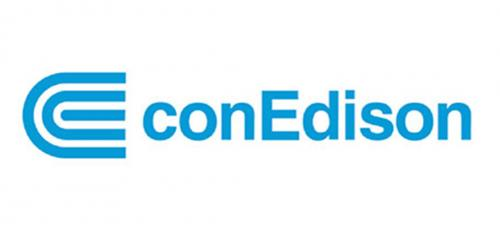 The logo for the energy company Con Edison.