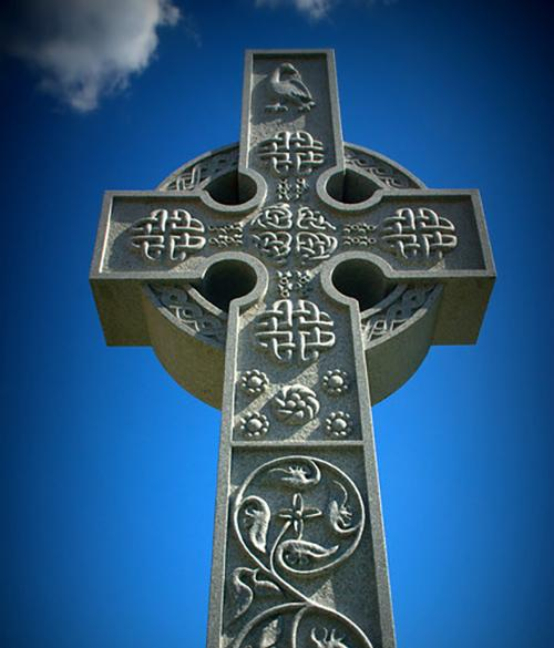 Iona Celtic Cross