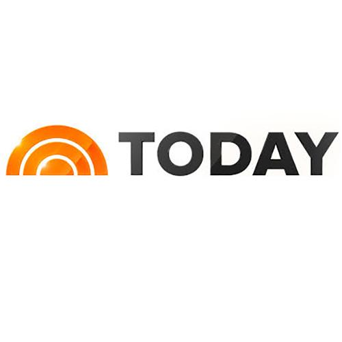 The Today Show logo.