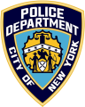 New York City Police Department logo