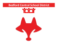 Bedford Central School District logo.
