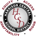 Harrison Central School District Logo